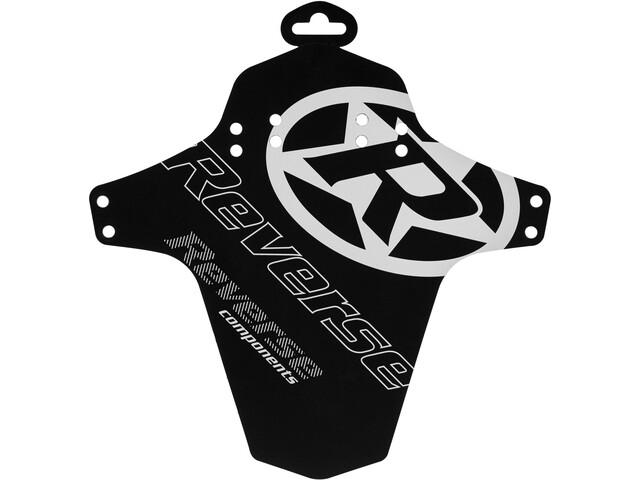 Reverse Logo Garde-boue, black/white